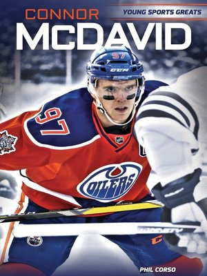 cover image of Connor McDavid