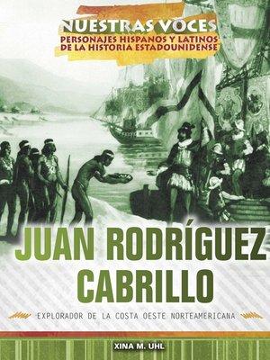 cover image of Juan Rodríguez Cabrillo