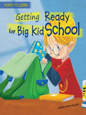 cover image of Getting Ready for Big Kid School