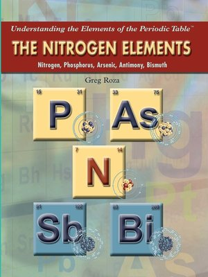 cover image of The Nitrogen Elements