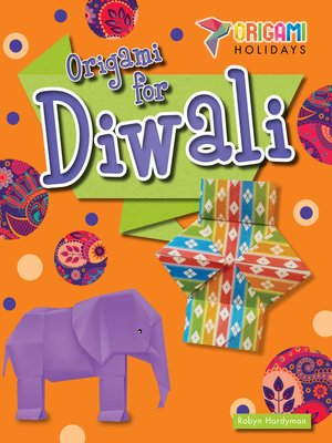 cover image of Origami for Diwali