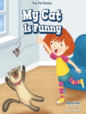 cover image of My Cat Is Funny