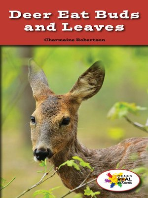 cover image of Deer Eat Buds and Leaves