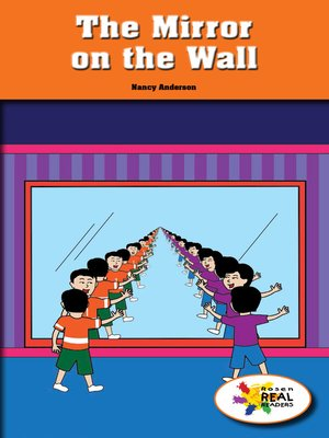 cover image of The Mirror on the Wall