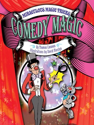 cover image of Comedy Magic
