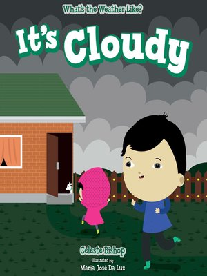 cover image of It's Cloudy