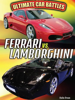 cover image of Ferrari vs. Lamborghini