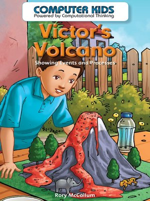 cover image of Victor's Volcano