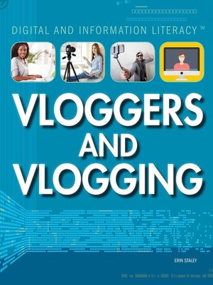 cover image of Vloggers and Vlogging