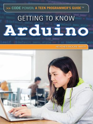 cover image of Getting to Know Arduino