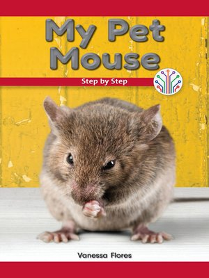 cover image of My Pet Mouse