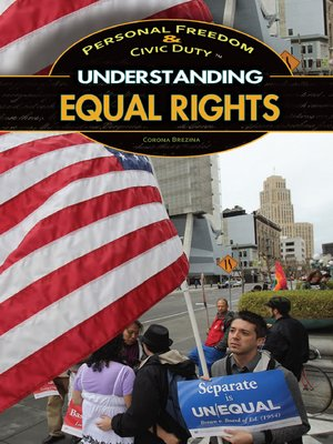 cover image of Understanding Equal Rights