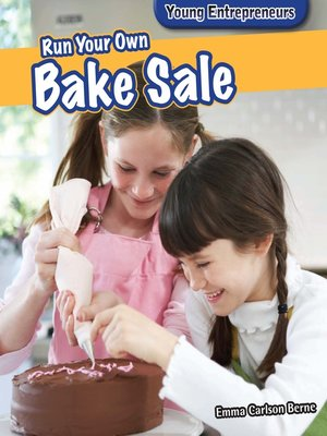cover image of Run Your Own Bake Sale