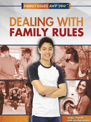 cover image of Dealing With Family Rules