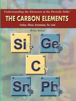 cover image of The Carbon Elements