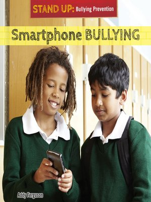 cover image of Smartphone Bullying