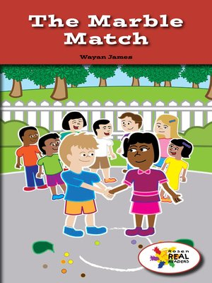 cover image of The Marble Match