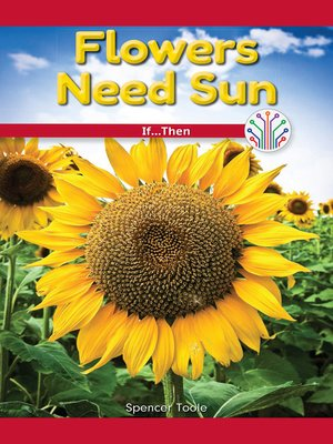 cover image of Flowers Need Sun