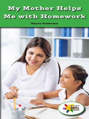 cover image of My Mother Helps Me with Homework