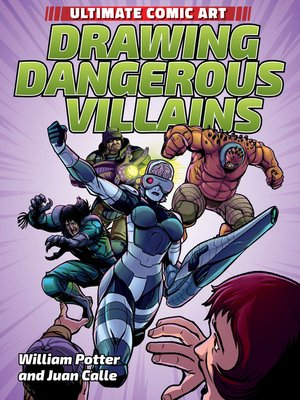 cover image of Drawing Dangerous Villains