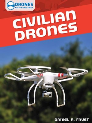 cover image of Civilian Drones