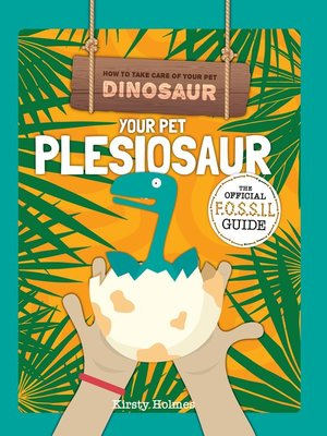 cover image of Your Pet Plesiosaur