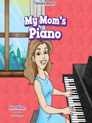 cover image of My Mom's Piano