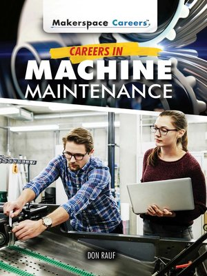 cover image of Careers in Machine Maintenance