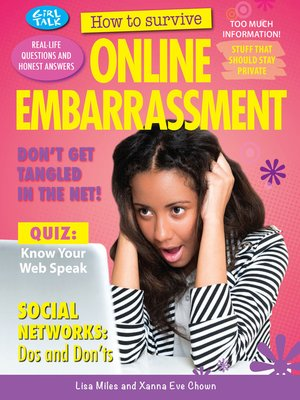 cover image of How to Survive Online Embarrassment