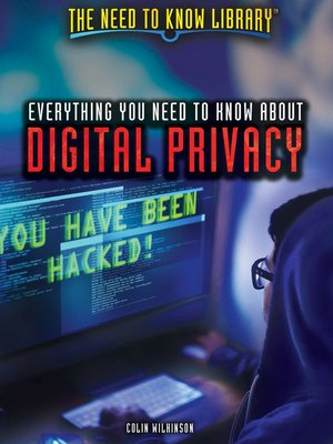 cover image of Everything You Need to Know About Digital Privacy