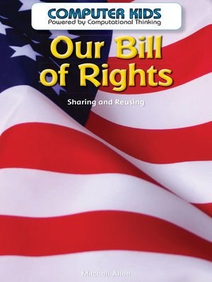 cover image of Our Bill of Rights