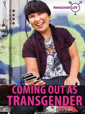cover image of Coming Out as Transgender