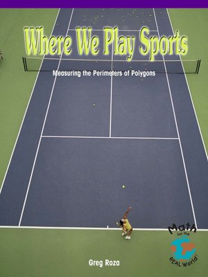 cover image of Where We Play Sports