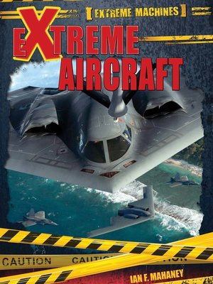 cover image of Extreme Aircraft
