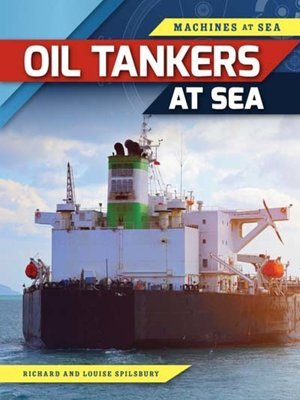 cover image of Oil Tankers at Sea
