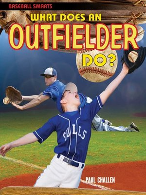 cover image of What Does a Pitcher Do?