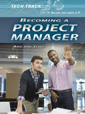 cover image of Becoming a Project Manager