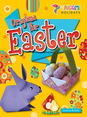 cover image of Origami for Easter