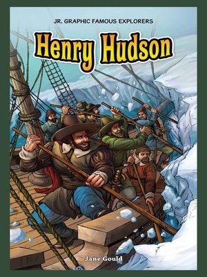 cover image of Henry Hudson