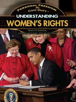 cover image of Understanding Women's Rights