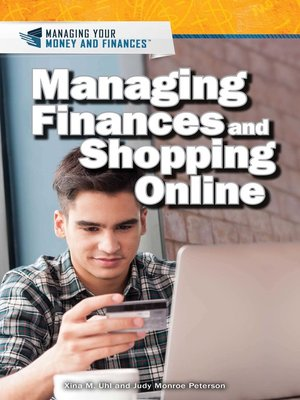 cover image of Managing Finances and Shopping Online