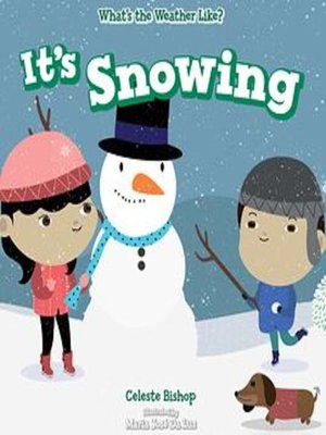cover image of It's Snowing