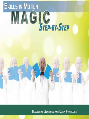 cover image of Magic Step-by-Step