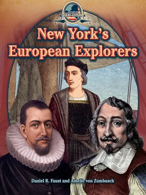 cover image of New York's European Explorers