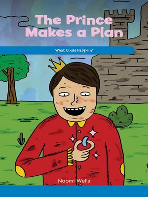 cover image of The Prince Makes a Plan