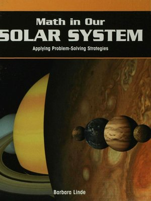 cover image of Math in Our Solar System