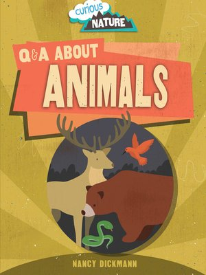 cover image of Q & A About Animals