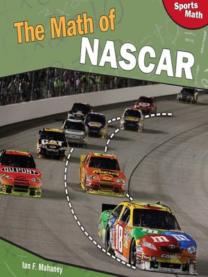 cover image of The Math of NASCAR