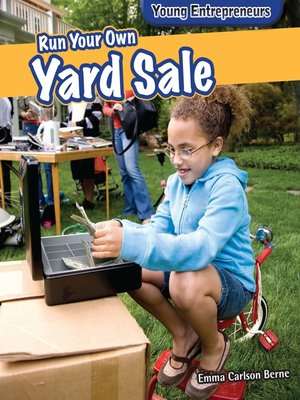 cover image of Run Your Own Yard Sale