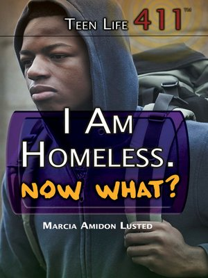 cover image of I Am Homeless. Now What?